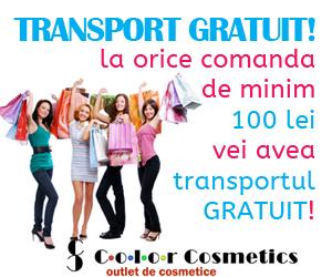 Colorcosmetics - Transport Gratuit!