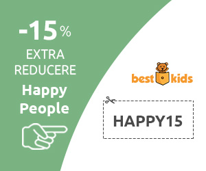BestKids - 15% EXTRA reducere Happy People