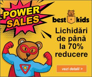 BestKids - Campania Power Sales! Lichidari de STOC!