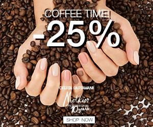 Melkior - It's COFFEE TIME! ☕️ Descopera produsele selectate la -25% saptamana aceasta