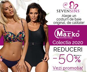 SevenSins - Costume de baie lichidare de stoc cu reducere de pana la 45%!
