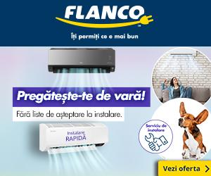 Flanco - Campanie dedicata Aparatelor de aer conditionat