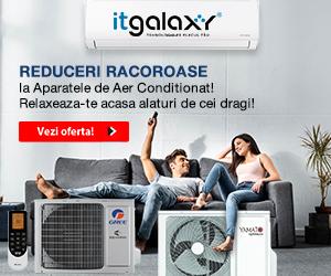 ITGalaxy - Reduceri Racoroase la Aparatele de Aer Conditionat!