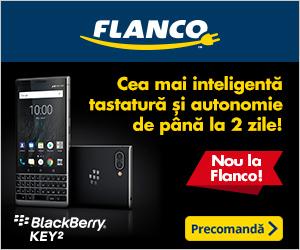Noul BlackBerry Key 2 disponibil la precomanda