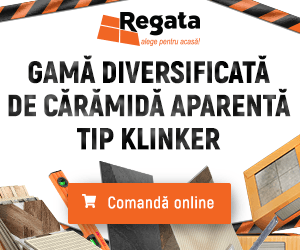 Regata - Descopera gama variata de caramida aparenta tip Klinker