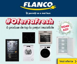 Flanco - Campanie Oferta Fresh 05 mai