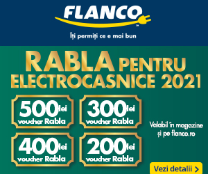 Flanco - Campanie Rabla