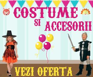 Costume si accesorii pentru serbare