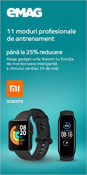 eMAG - Campanie Xiaomi Mi Watch