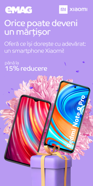 eMAG - Campanie Xiaomi