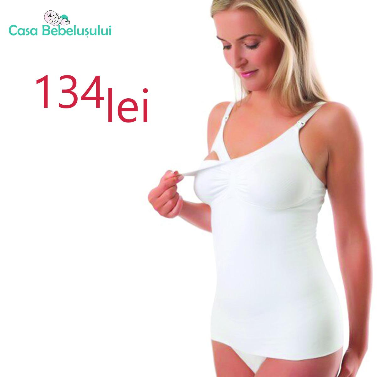 Casabebelusului - Top 134 lei alb