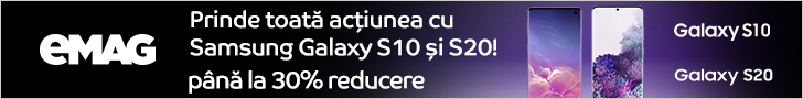 Profita de oferta Samsung S20