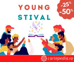 Cartepedia - YOUNGstival! Tânăr și cititor!