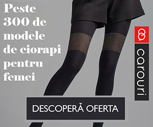 Carouri - Peste 300 de modele de ciorapi pentru femei