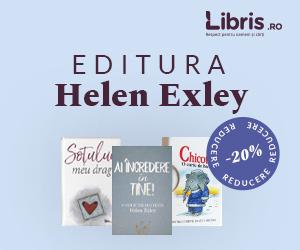 - HELEN EXLEY – 20% reducere in luna martie