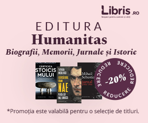 libris - Humanitas din categoriile Biografii, Memorii, Jurnale si Istorie – 20% reducere in luna martie