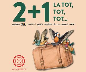 Cartepedia - 2+1 CADOU Grupul Editorial Art