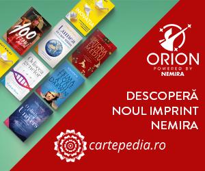 Cartepedia - Orion – Disponibil pe Cartepedia.ro