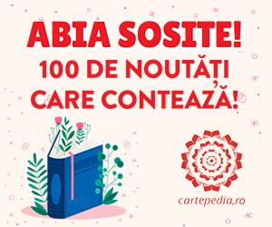 Cartepedia - 100 de noutăți care contează!