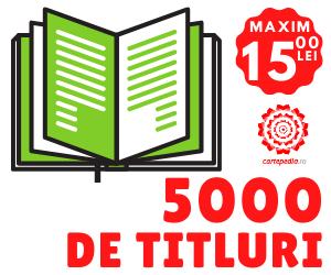 Cartepedia - 5.000 de cărți cu maxim 15 lei!!
