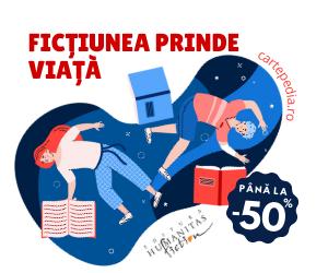 Cartepedia - Ficțiunea prinde viață! Humanitas Fiction până la 50% reducere!!