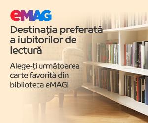 eMAG - Campanie Carti – Biblioteca eMAG