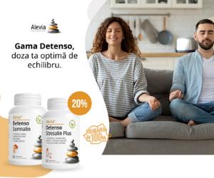 Vegis - Special Brand – Gama Detenso de la Alevia: 20% REDUCERE
