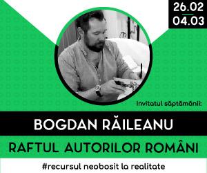 carturesti - Raftul Autorilor Români : Bogdan Răileanu
