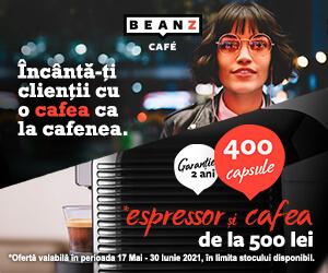 - Business Start @ BeanZ Cafe