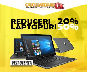 Calculatoareok - Promotii Laptopuri