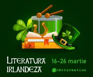 carturesti - LITERATURĂ IRLANDEZĂ