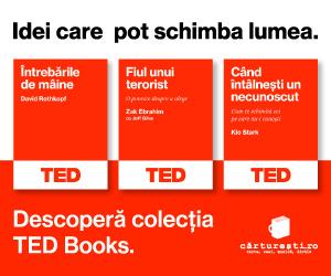 carturesti - TED Books: