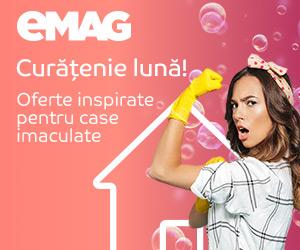 eMAG - Campanie Curatenia de primavara