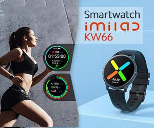 Geekmall - Smartwatch IMILAB KW66