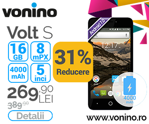 Smartphone Vonino Volt S 16GB