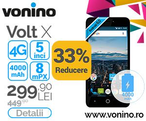 Smartphone 4G Vonino Volt X