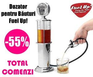 Dozator de Băuturi Fuel Up!