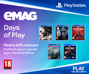 eMAG - Playstation – Days of Play