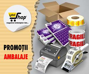 Labelshop - Promotii ambalaje si echipamente
