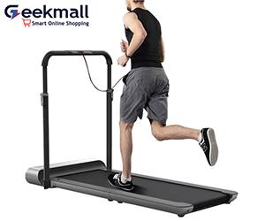 Geekmall - Oferta-Banda de alergat Pliabila