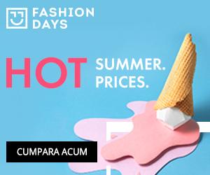 Hot Summer. Hot Prices. – preturi incredibile la produsele din selectie