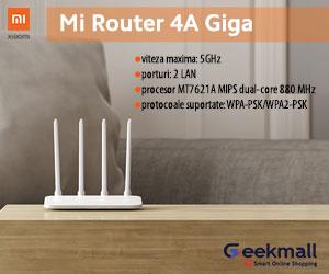 Geekmall - Oferta Router Xiaomi