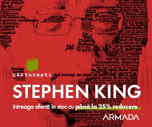 carturesti - STEPHEN KING BY NEMIRA, CU PANA LA -25%