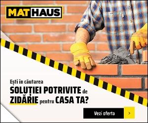 MatHaus - Zidarie – Solutia potrivita pentru casa ta la MatHaus