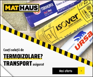 MatHaus - Vata minerala – Solutii de termoizolare cu transport asigurat