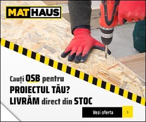 MatHaus - OSB cu livrare din stoc