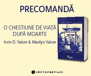 "carturesti - Precomanda ""O chestiune de viata dupa moarte"" de Irvin D. Yalom"